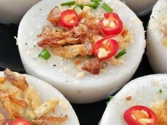 Gandus kuliner khas jambi