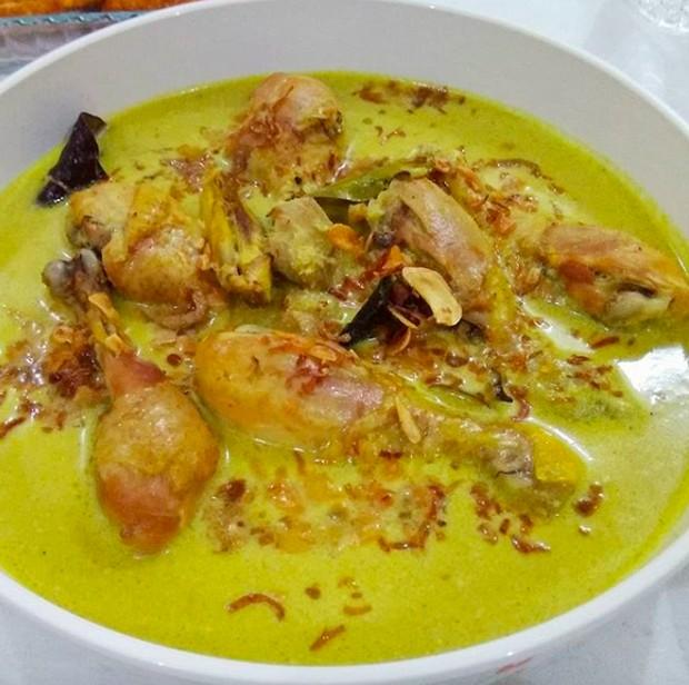 Resep Bumbu Opor Ayam